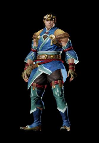 File:MHO-Dawnwind Armor (Both) (Male) Render 001.png