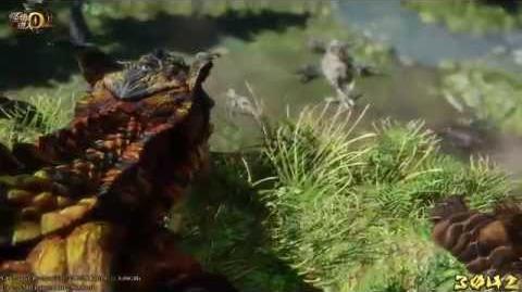 Kogath - Monster Hunter Online - Benchmark Video