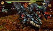MH4U-Azure Rathalos Screenshot 013