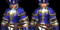 Blue Guild Guard Armor 1