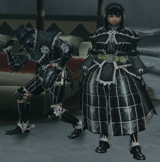 File:Teostra Armor SP Black.png