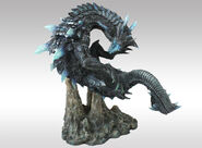 Capcom Figure Builder Creator's Model Abyssal Lagiacrus 001