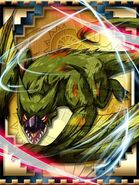 MHCM-Green Nargacuga Card 003