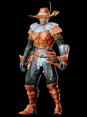 File:MHO-Kut-Ku Armor (Gunner) (Male) Render 001.png
