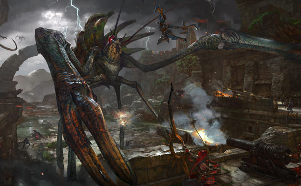 Monster Hunter Online: S Grade Animated Weapon Costume Debuts in ...
