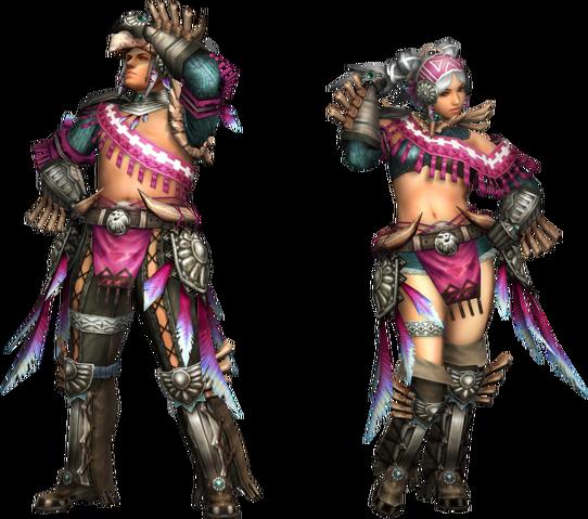 File:FrontierGen-Kakabu Armor (Blademaster) Render 2.png