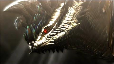 3DS Monster Hunter 4 Ultimate -Dalamadur Intro-