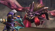 MH4U-Teostra Screenshot 009