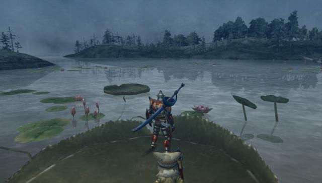 File:MHFU-Swamp Screenshot 021.png