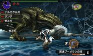 MHGen-Deviljho and Khezu Screenshot 001