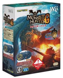 Monster hunter g wii