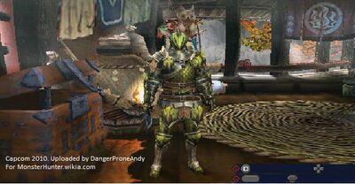 Ian armor