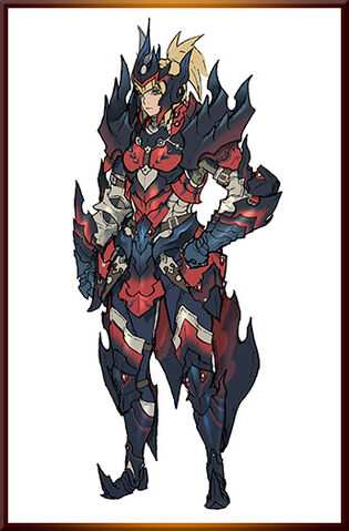 File:MHGen-Glavenus Armor Concept Art (Blademaster) (Female) 001.jpg