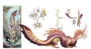 MHGen-Mizutsune Concept Art 001
