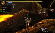 MH4U-Seregios and Azure Rathalos Screenshot 003