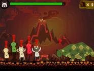 MH4-Slagtoth Felyne Minigame Screenshot