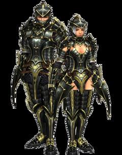 MHFO Premium Kit 003 Armor