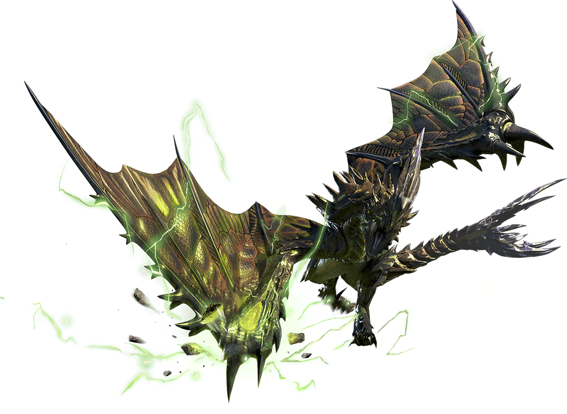Monster Hunter Generations Astalos