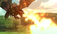 MHGen-Dreadking Rathalos Screenshot 008