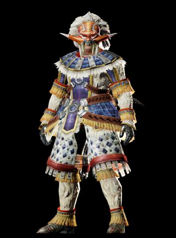 File:MHO-Blango Armor (Blademaster) (Male) Render 001.png