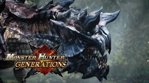 Monster Hunter Generations - Announcement Trailer