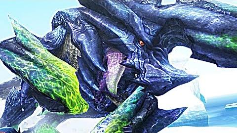 【MHF-G】遷悠種、砕竜『ブラキディオス』初討伐!【G級遷悠クエスト】 フルHD