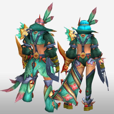File:FrontierGen-Furanki G Armor (Gunner) (Back) Render.jpg