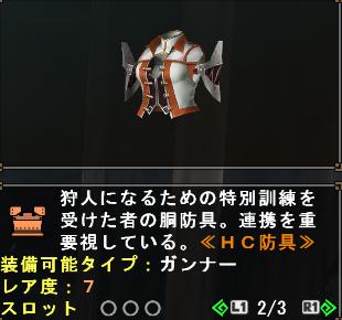 HC Armor (Coach HC Suit)