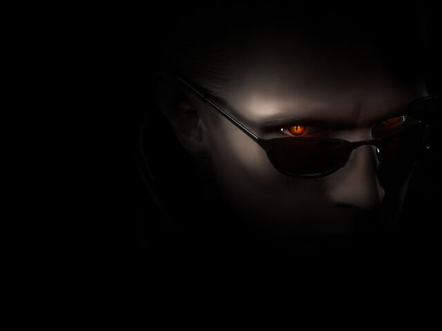 File:Albert Wesker in the dark.jpg