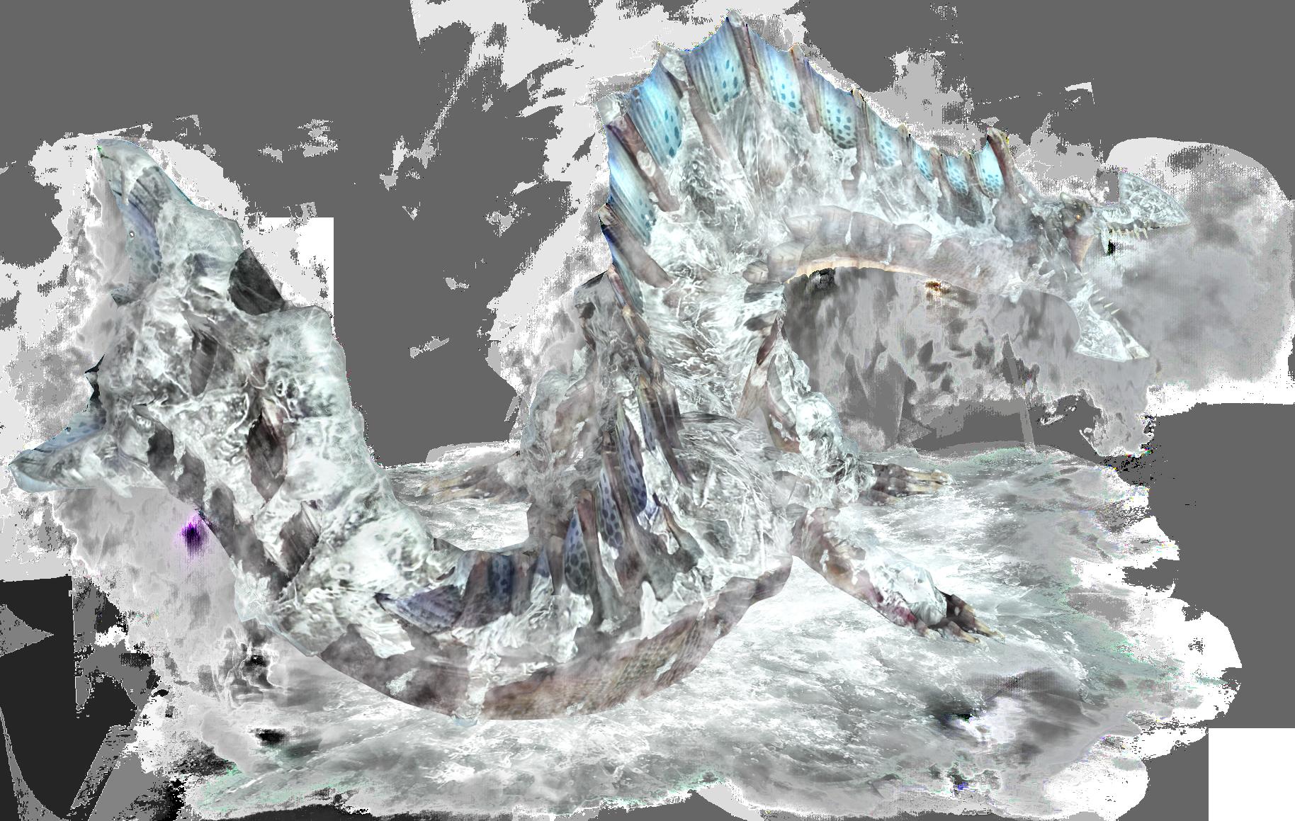 Glacial Agnaktor Monster Hunter Wiki Fandom Powered By Wikia