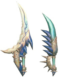 FrontierGen-Dual Blades 025 Low Quality Render 001