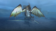 MH3U Plesioth Screenshot 005