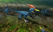 MH4-Velocidrome and Velociprey Screenshot 001