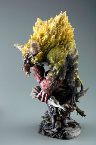 File:Capcom Figure Builder Creator's Model Golden Rajang 002.jpg
