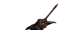Rathalos Glinsword (MH4)