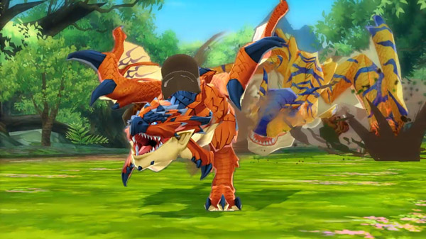 File:MHST-Rathalos and Tigrex Screenshot 002.jpg
