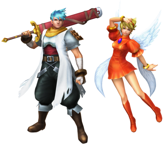 File:FrontierGen-Ryu and Nina Armor (Both) Render 2.png