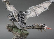 Capcom Figure Builder Creator's Model Silver Rathalos 004