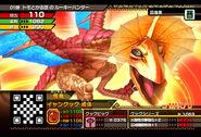 MHSP-Yian Kut-Ku Adult Monster Card 001