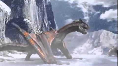 Monster Hunter Freedom Unite - Tigrex Ecology