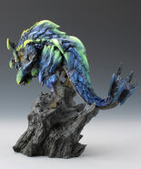 Capcom Figure Builder Creator's Model Brachydios Rage Mode 002