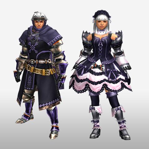 File:FrontierGen-Ekusere Armor (Both) (Front) Render.jpg