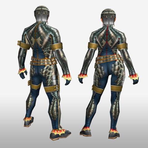 File:FrontierGen-Ganosu G Armor (Blademaster) (Back) Render.jpg