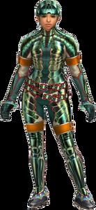 FrontierGen-Ganon G Armor (Blademaster) (Female) Render 001