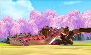 MHST-Pink Rathian Screenshot 003
