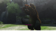 MH3U-Arzuros Screenshot 001