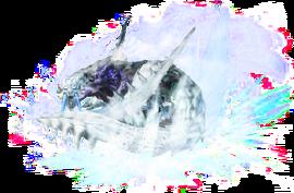 MHXR-Frozen Barioth Render 001