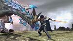 MHFG-Fire Emblem Awakening x MHFG Screenshot 002