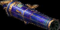 Lunastra's Cannon