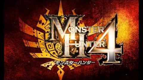 Battle 3 ~Unknown Sea of Trees~ (no intro) 【未知の樹海戦闘bgm】 Monster Hunter 4 OST